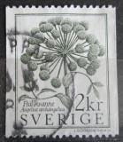 Poštovní známka Švédsko 1984 Andělika lékařská Mi# 1274