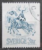 Poštovní známka Švédsko 1970 Erik Magnusson Mi# 673