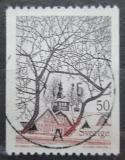 Poštovní známka Švédsko 1973 Litografie, R. Ljunggren Mi# 802