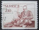 Poštovní známka Švédsko 1977 Švec Mi# 975