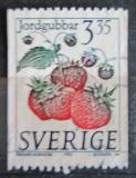 Poštovní známka Švédsko 1995 Jahody Mi# 1862
