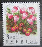 Poštovní známka Švédsko 1995 Květiny Mi# 1885