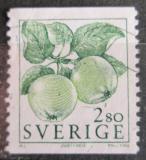 Poštovní známka Švédsko 1994 Jablka Mi# 1808