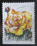 Poštovní známka Švédsko 1994 Růže Mi# 1826 Du