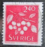 Poštovní známka Švédsko 1993 Třešeň ptačí Mi# 1767