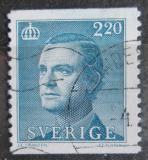 Poštovní známka Švédsko 1988 Král Karel XVI. Gustav Mi# 1466