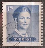 Poštovní známka Švédsko 1981 Královna Silvie Mi# 1151