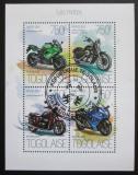 Poštovní známky Togo 2013 Motocykly Mi# 5446-49 Kat 12€