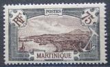 Poštovní známka Martinik 1908 Fort-de-France Mi# 69
