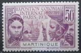 Poštovní známka Martinik 1931 Koloniální výstava Mi# 123 Kat 6€