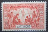 Poštovní známka Martinik 1931 Koloniální výstava Mi# 124 Kat 6€