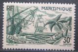 Poštovní známka Martinik 1937 Výstava v Paříži Mi# 162