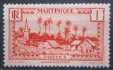 Poštovní známka Martinik 1933 Basse-Pointe Mi# 126