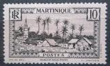 Poštovní známka Martinik 1933 Basse-Pointe Mi# 130
