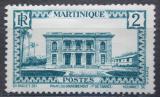 Poštovní známka Martinik 1933 Palác guvernéra Mi# 127