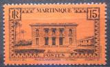 Poštovní známka Martinik 1933 Palác guvernéra Mi# 132