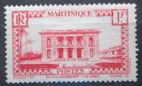 Poštovní známka Martinik 1938 Palác guvernéra Mi# 145
