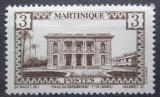 Poštovní známka Martinik 1942 Palác guvernéra Mi# 192