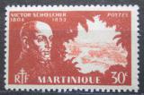 Poštovní známka Martinik 1945 Victor Schoelcher, politik Mi# 208