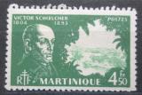 Poštovní známka Martinik 1945 Victor Schoelcher, politik Mi# 221