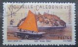 Poštovní známka Nová Kaledonie 1948 Plachetnice Mi# 332