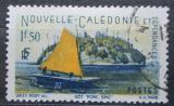 Poštovní známka Nová Kaledonie 1948 Plachetnice Mi# 334