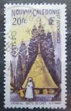 Poštovní známka Nová Kaledonie 1948 Srub Mi# 343
