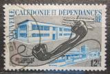 Poštovní známka Nová Kaledonie 1960 Telefonní služby Mi# 373