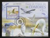 Poštovní známka Komory 2009 Volavky Mi# 2422 Block Kat 15€