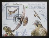 Poštovní známka Komory 2009 Dravci Mi# 2428 Block Kat 15€
