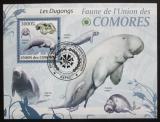 Poštovní známka Komory 2009 Dugong indický Mi# 2467 Kat 15€