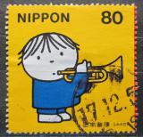 Poštovní známka Japonsko 1999 Den psaní Mi# 2729