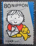 Poštovní známka Japonsko 2001 Den psaní Mi# 3221