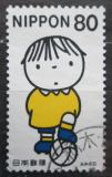 Poštovní známka Japonsko 2002 Den psaní Mi# 3383