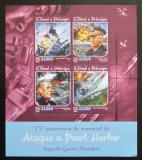 Poštovní známky Svatý Tomáš 2016 Útok na Pearl Harbor Mi# 6566-69 Kat 12€