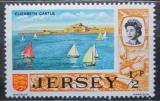 Poštovní známka Jersey, Velká Británie 1970 Plachetnice Mi # 34