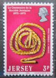 Poštovní známka Jersey, Velká Británie 1973 Zlatý Torque Mi # 78