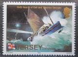 Poštovní známka Jersey, Velká Británie 1984 Záchranářská loď Mi # 325