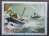 Poštovní známka Jersey, Velká Británie 1984 Záchranářská loď Mi # 327