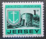 Poštovní známka Jersey, Velká Británie 1978 Znak St. Clement, doplatní Mi # 21