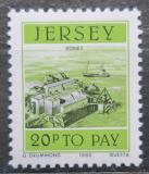 Poštovní známka Jersey, Velká Británie 1982 Přístav Ronez, doplatní Mi # 43