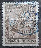 Poštovní známka Madagaskar 1903 Fauna Mi# 61