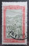 Poštovní známka Madagaskar 1908 Místní krajina Mi# 75
