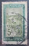 Poštovní známka Madagaskar 1908 Místní krajina Mi# 77