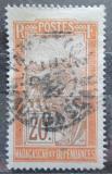 Poštovní známka Madagaskar 1908 Místní krajina Mi# 80