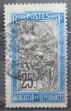 Poštovní známka Madagaskar 1908 Místní krajina Mi# 81