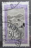 Poštovní známka Madagaskar 1908 Místní krajina Mi# 86
