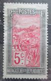 Poštovní známka Madagaskar 1922 Místní krajina Mi# 149