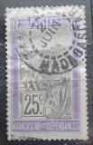 Poštovní známka Madagaskar 1922 Místní krajina Mi# 154