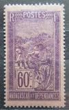 Poštovní známka Madagaskar 1925 Místní krajina Mi# 162